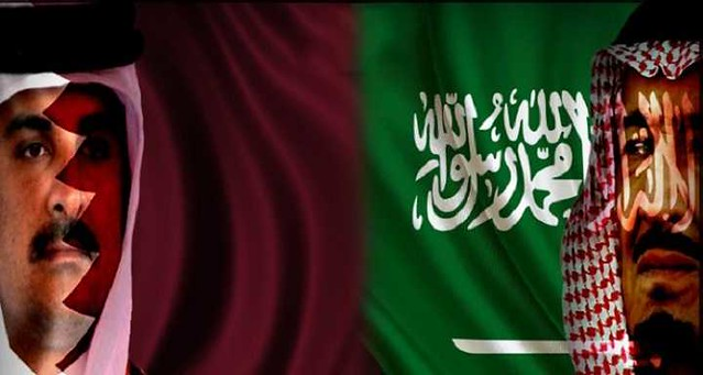 3570 Why Saudi Arabia along with 4 countries cut down relations with Qatar 01