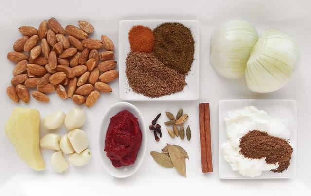Recept om zelf Kip Korma te maken