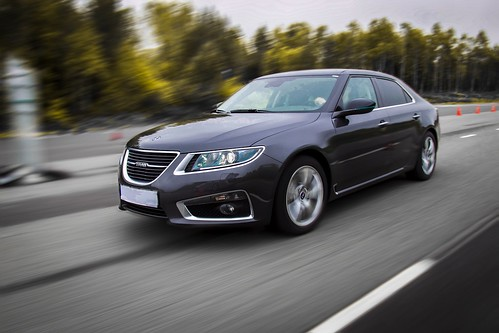 SAAB 9-5 NG