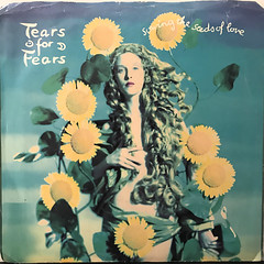 TEARS FOR FEARS:SOWING THE SEEDS OF LOVE(JACKET A)