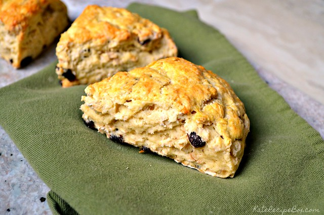 Irish Soda Bread Scones 1