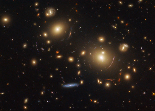 Hubble Peers Into Vast Distances | by NASA Goddard Photo and Video