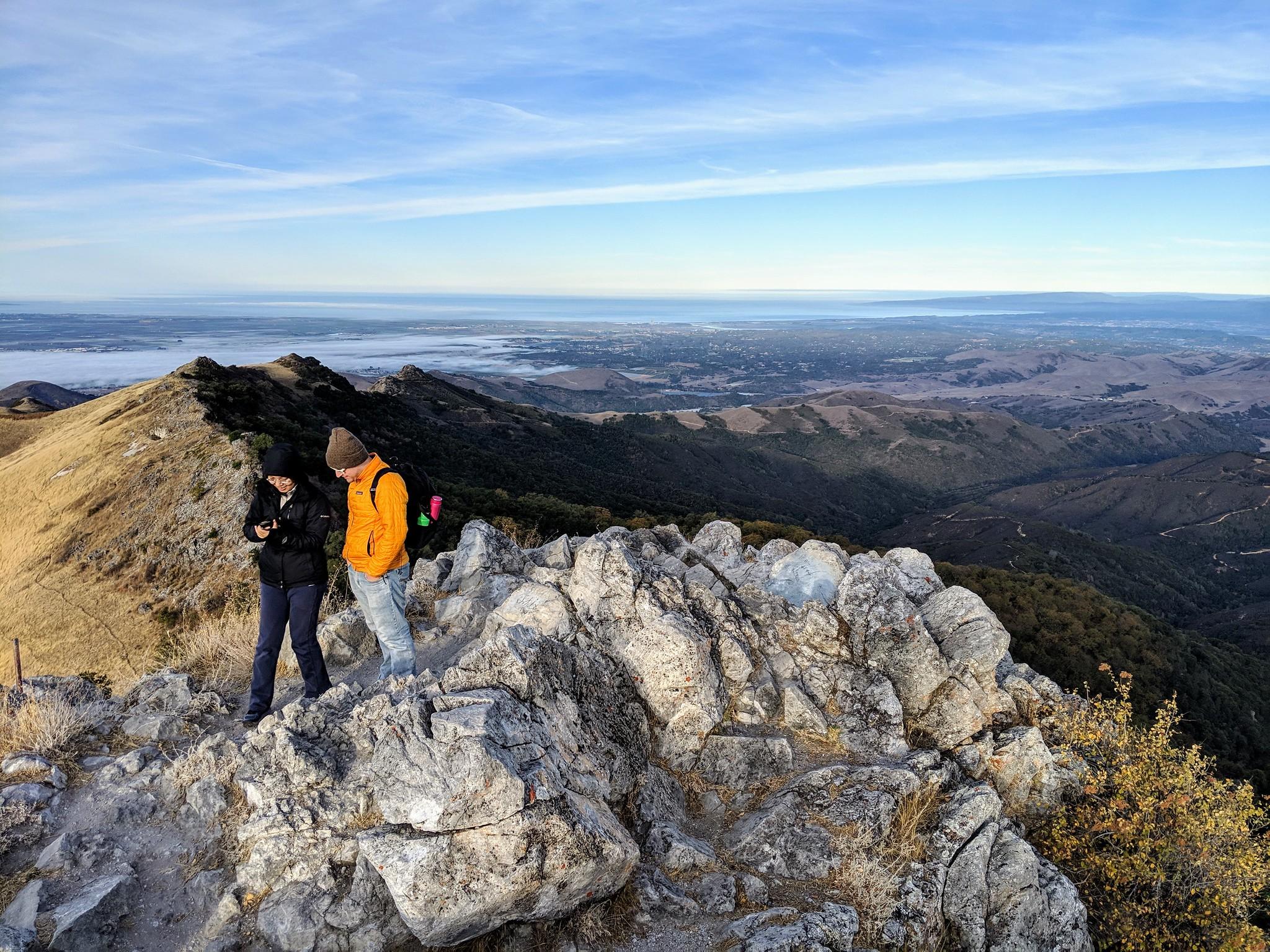 Freemont Peak Summit