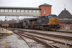 CSX T670 - Martinsburg, WV