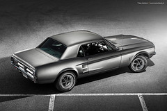 grey 1967 Ford Mustang Coupe - Shot ^3