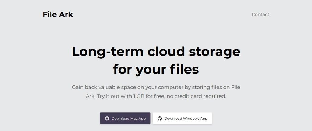 File Ark