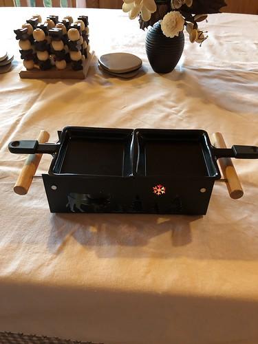 raclette at Drouzin