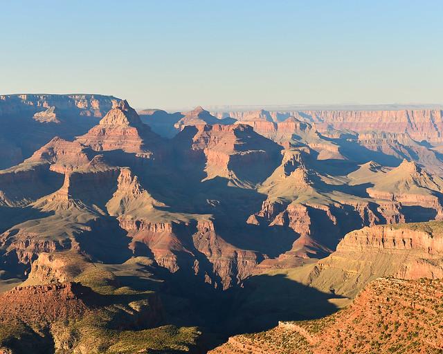 Gran Cañón del Colorado desde el mirador Grandview