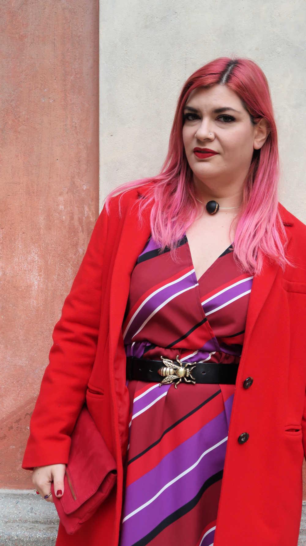 outfit viole e rosso (9)