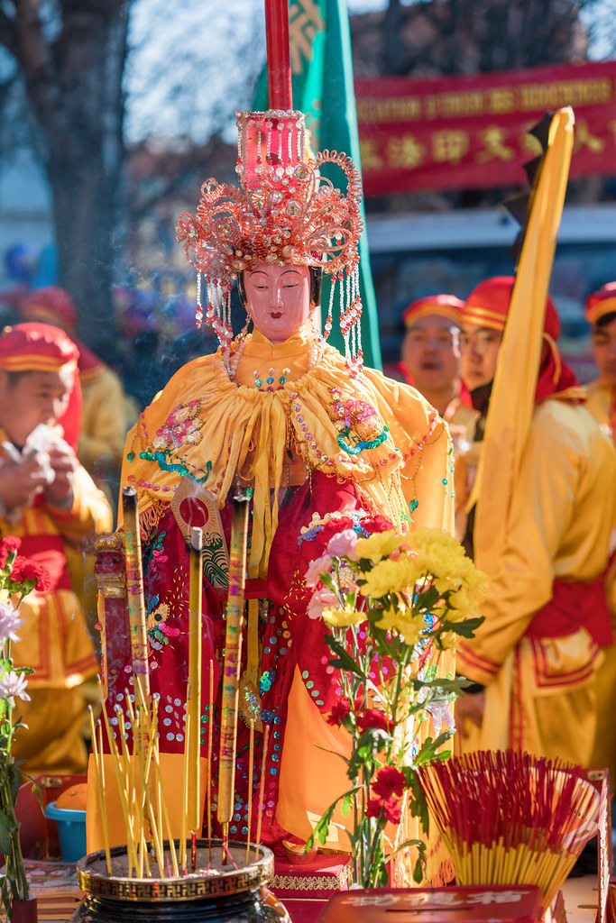 Chinese New Year Parade - Paris 2019 -41