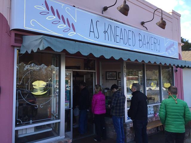 As Kneaded Bakery