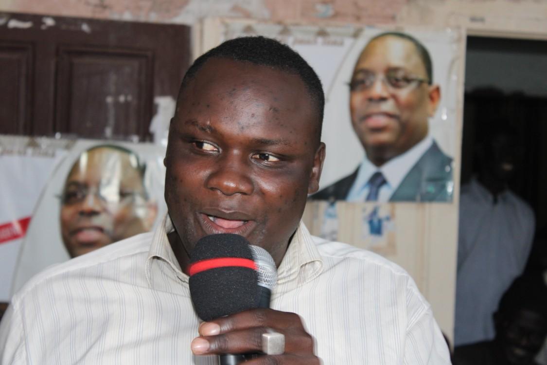 Rencontre Benno Bokk Yaakaar Cambérène 2 Avec Issa Sow, responsable Politique amis de Macky Sall (14)