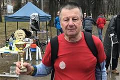 "Alexander ""Šaňo"" Simon oslavil v Žilině 1000. maraton"