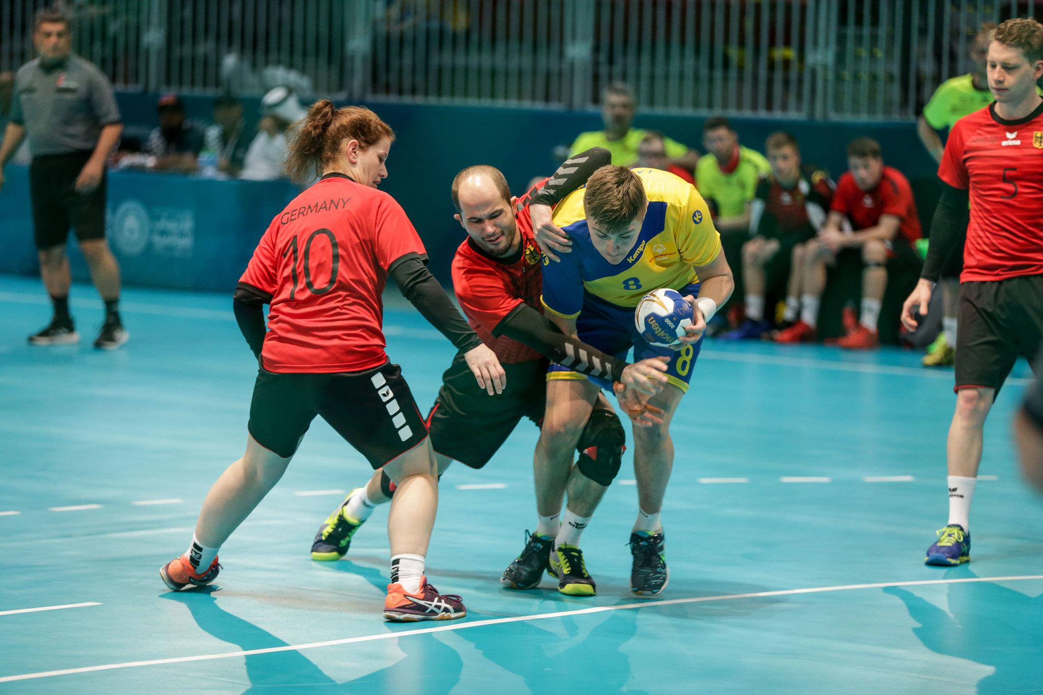 Handball, Special Olympics World Summer Games Abu Dhabi 2019