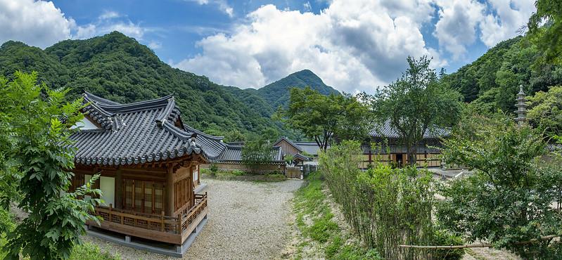Korean Templestay