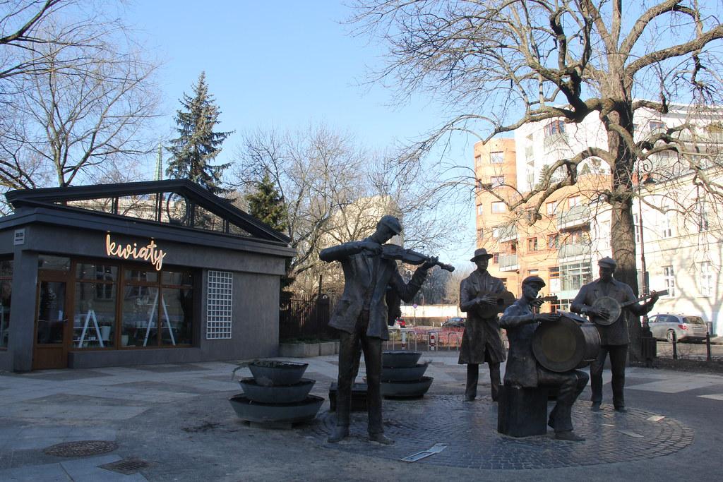 Musical Band known as 'Praskiej Kapeli Podwórkowejw Warszawie' (2005), Praga, Warsaw