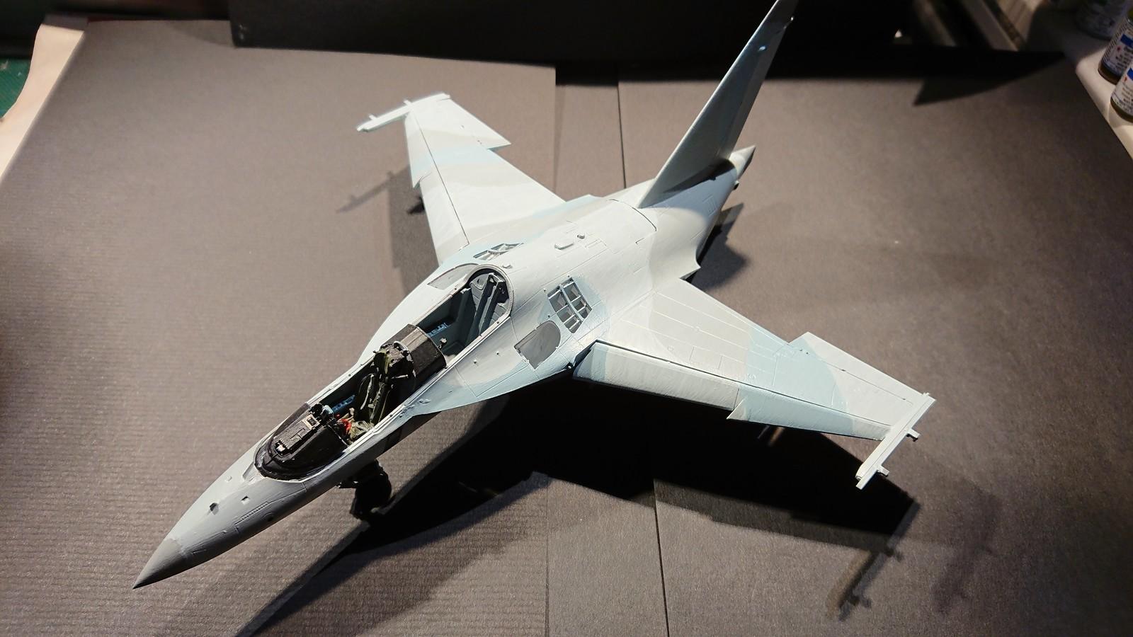 Ett par tumvantar - Yak-130 Mitten - Zvezda 1/48 - Sida 4 33322700088_153156d495_h