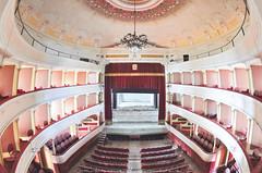 Urbex ✧ Théâtre Felix