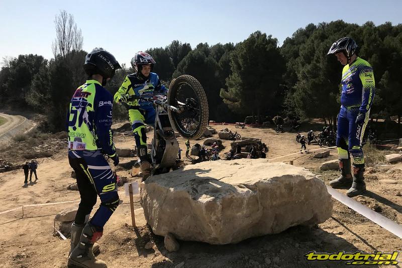 Trial de Almenar, Campeonato Ara Lleida 2019