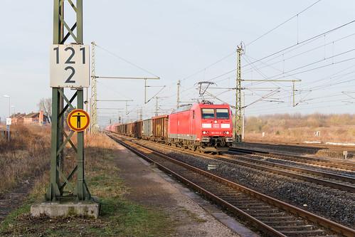 185 013 in Neudietendorf
