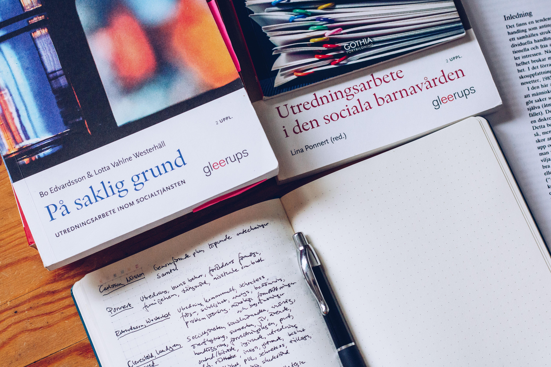 Studieplanering ny kurs Bullet Journal - reaktionista.se
