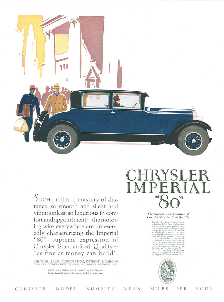 "1927 Chrysler Imperial ""80"""