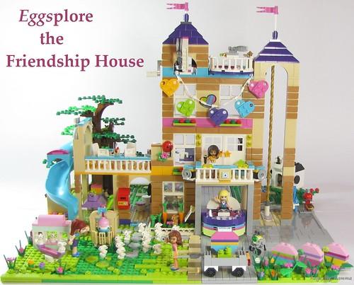 Eggsplore the Friendship House