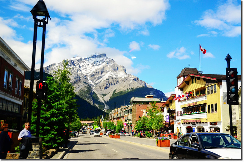 Town of Banff 4