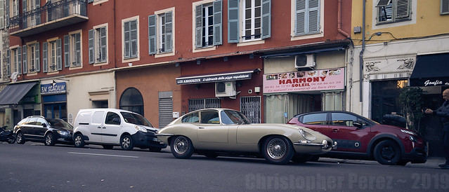 Classic Car Club de Nice, Nice, France ~ 2019