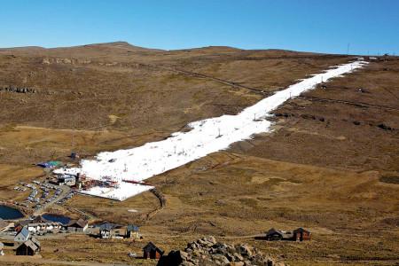 Lesotho: africká oáza lyžování
