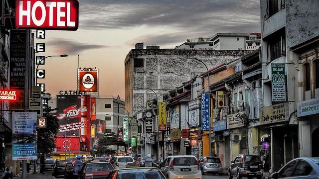 Beautiful Downtown Ipoh