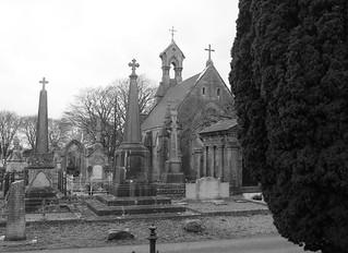 Mount Saint Lawrence cemetery, Limerick 2019