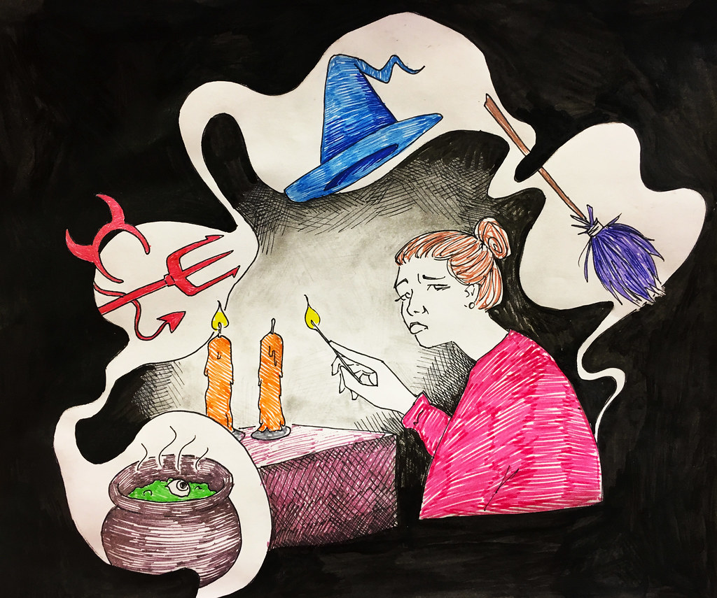 Totally witchin': Unpacking witchcraft and its surrounding stigma