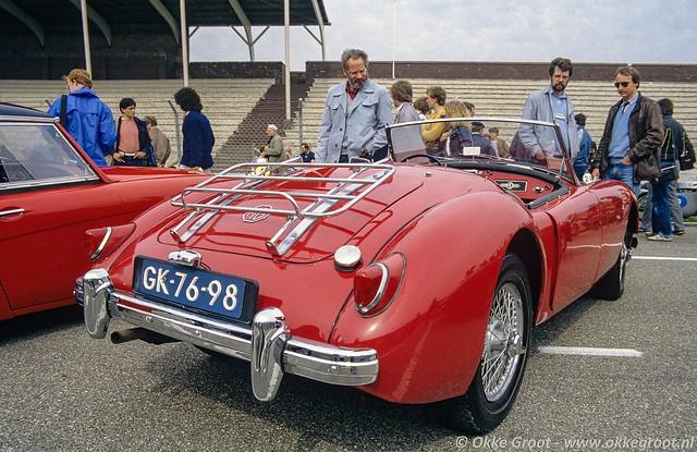 Historische Zandvoort Trophy, Circuit van Zandvoort