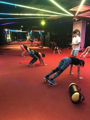 Cirque Fitness