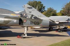C.11-09-11-09---596---Spanish-Air-Force---Dassault-Mirage-IIIEE---Madrid---181007---Steven-Gray---IMG_1647-watermarked