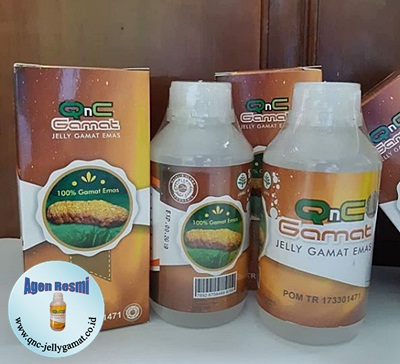Agen QnC Jelly Gamat Rembang Jawa Tengah
