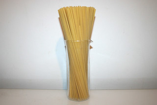 11 - Zutat Pasta / Ingredient pasta (Vermicelli)