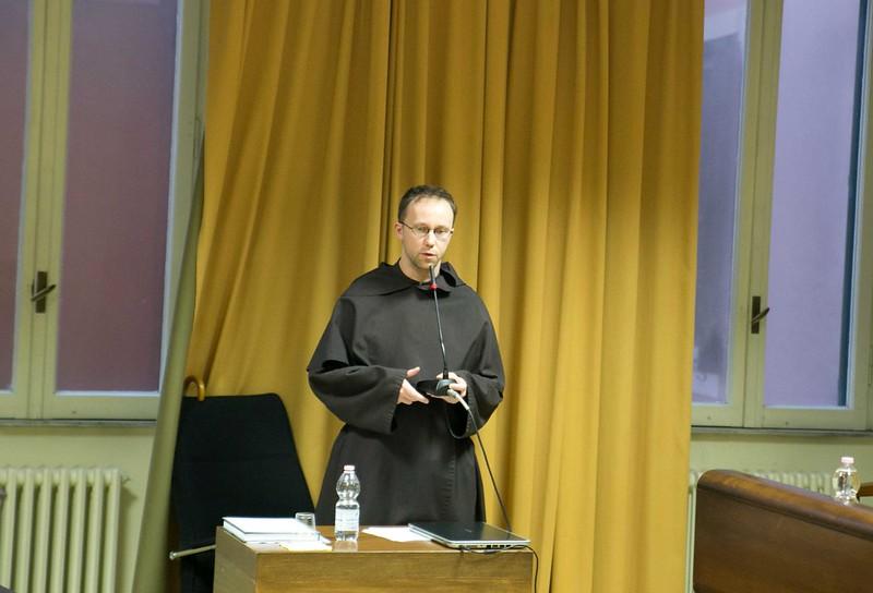 Dessertation Defense of Fr. Kuba Walczak