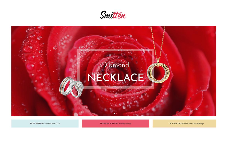 Leo Smitten Jewelry Store Prestashop Theme