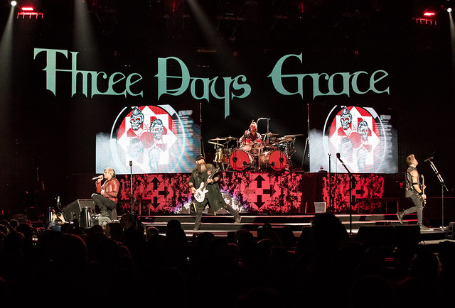 Three Days Grace 3