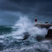 Storm Freya by Capturing The Elements