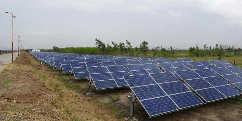 Des panneaux solaires pour produire de l'hydrogène