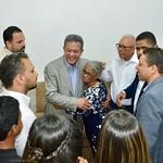 Recorrido del Dr. Leonel Fernández en el Este