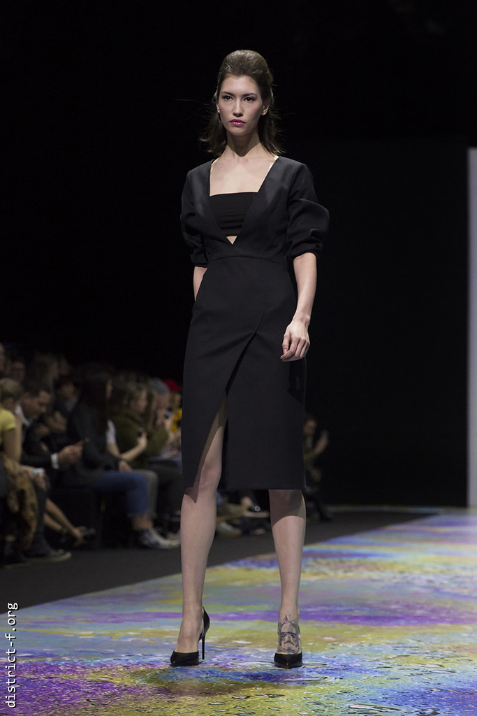 DISTRICT F — MOSCOW FASHION WEEK — SHIVEY nyum
