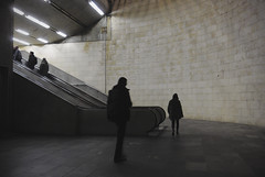 Are stations are the modern cathedrals? #commute #subway #lisbon #portugal #street #sonyrx100 #t3mujinpack