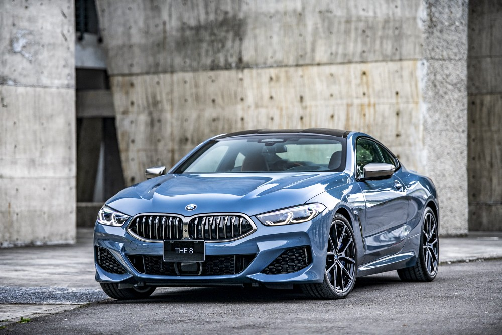 BMW 全新8系列-M850i(1)