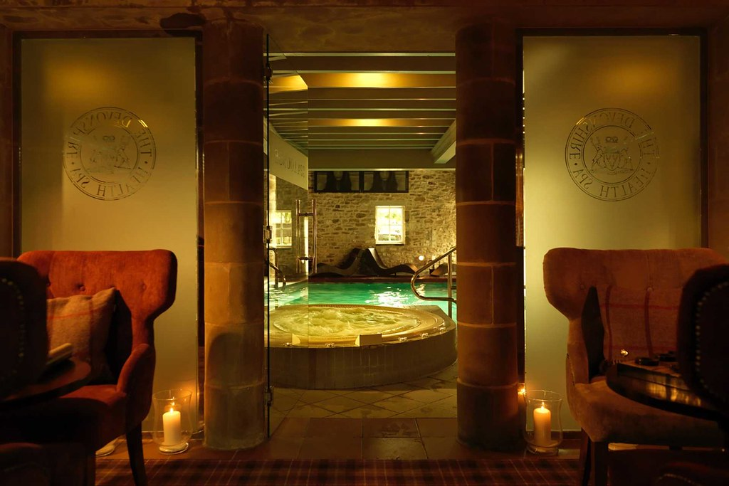 The Spa of the Devonshire Arms Hotel, Bolton Abbey