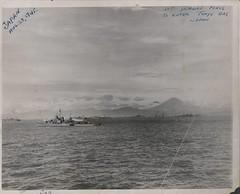 Tokyo, Japan, 1st Invasion Force, Ships
