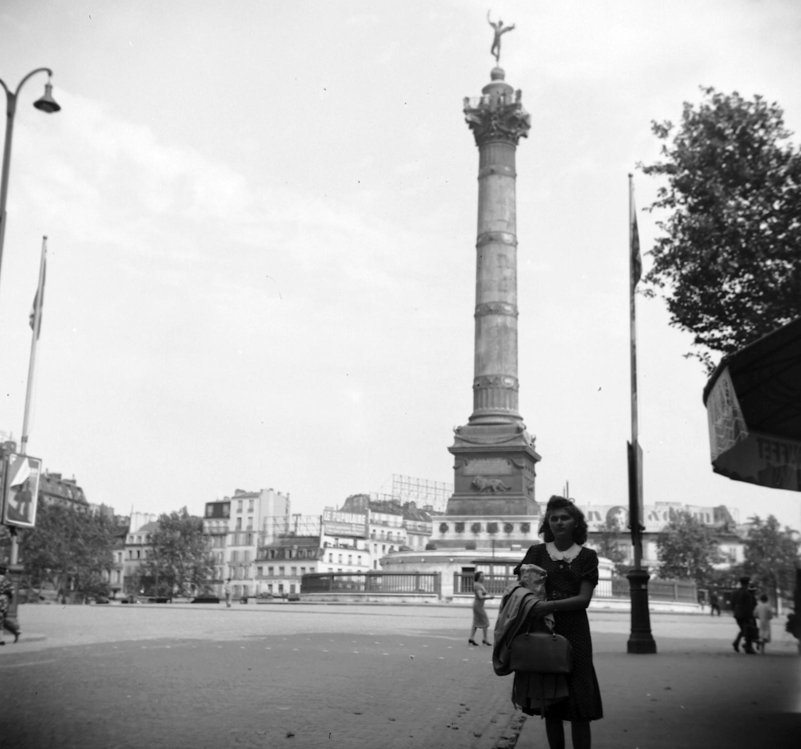 1939. Площадь Бастилии